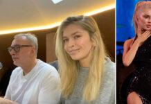 Костянтин Меладзе, Віра Брежнєва та Еріка Герцег