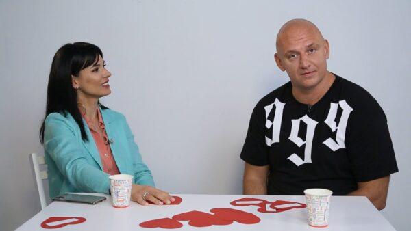 Потап і Єфросиніна інтерв'ю
