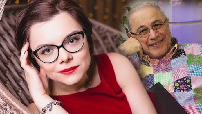 Євген Петросян одружився на своїй помічниці, яка молодша за нього на 44 роки