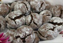 Бюджетное шоколадное печенье
