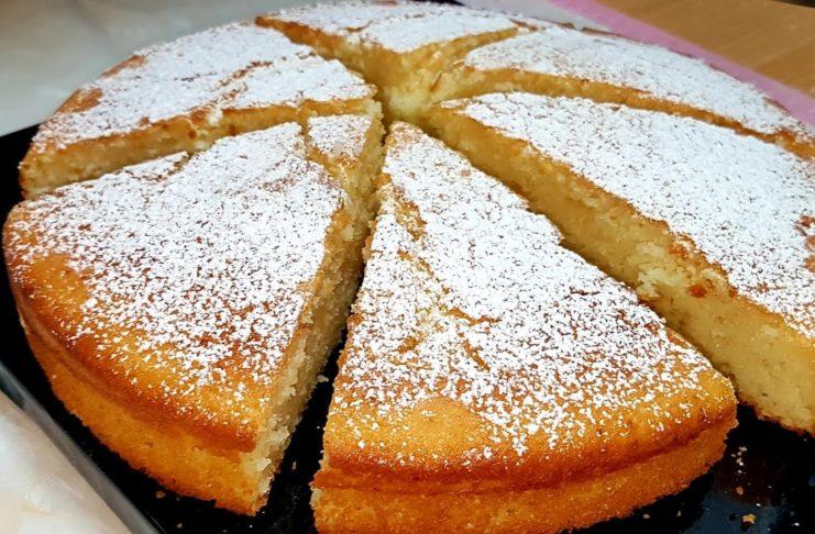 Пирог не кефире