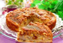 Сицилійський яблучний пиріг
