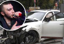 Ельмін Гулієв потрапив в аварію