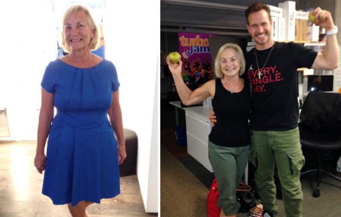 Секрети схуднення від пенсіонерки