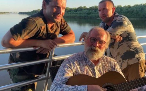 Федір Добронравов і його сини