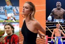 5 найбільш значущих спортсменів в історії незалежної України