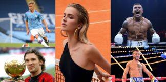 5 самых значимых спортсменов в истории независимой Украины