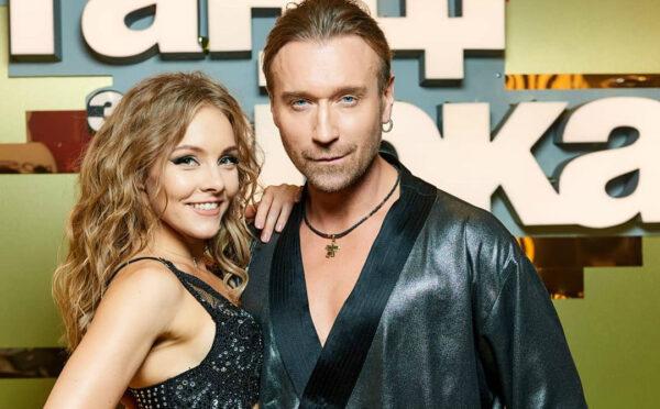 Алена Шоптенко и Олег Винник