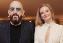 Михаил Шуфутинский с молодой женой Светланой Юразовой