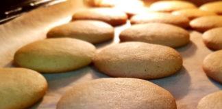 Вкусное печенье за 7 минут