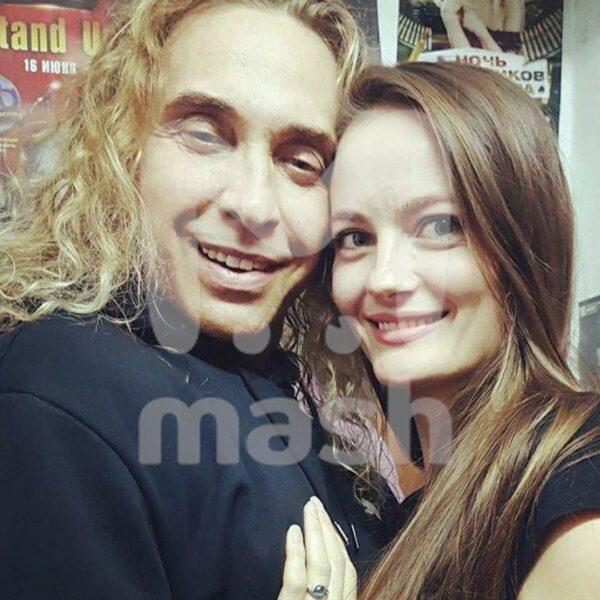 Тарзан со своей любовницей Анастасией