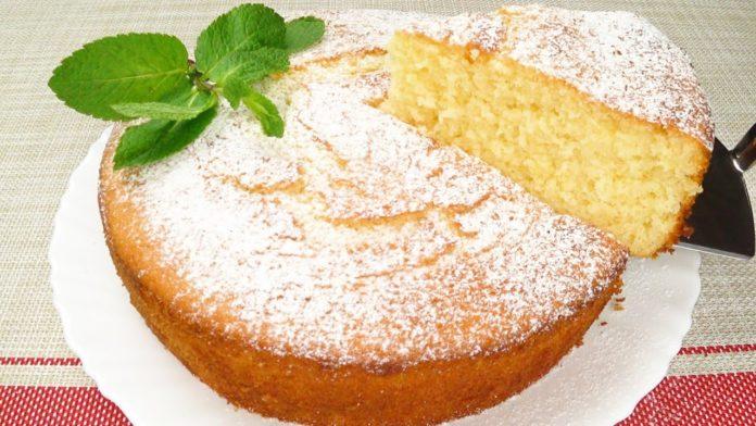 Швидкий рецепт пирога