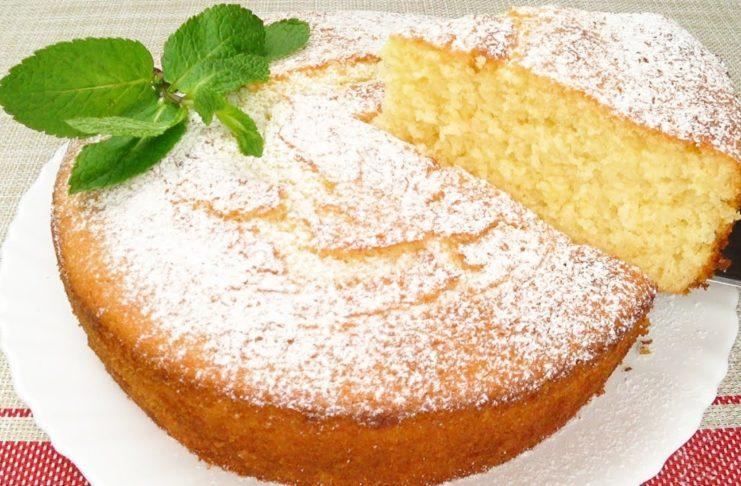 Быстрый рецепт пирога