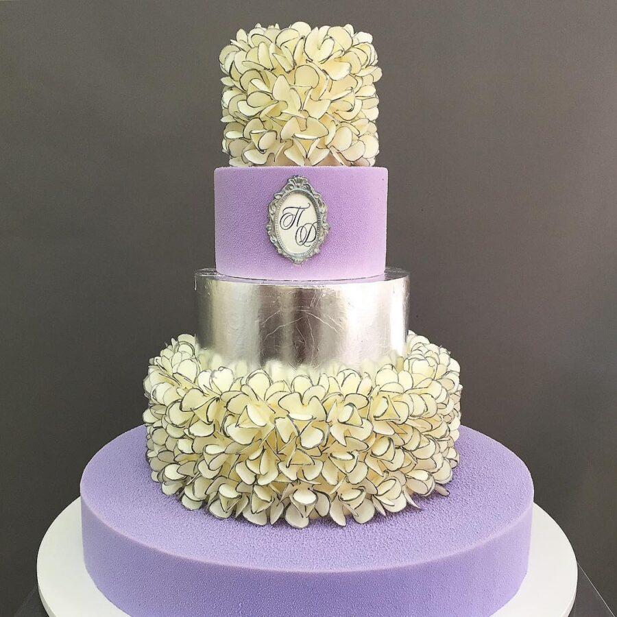 Юбилейный торт от Рената