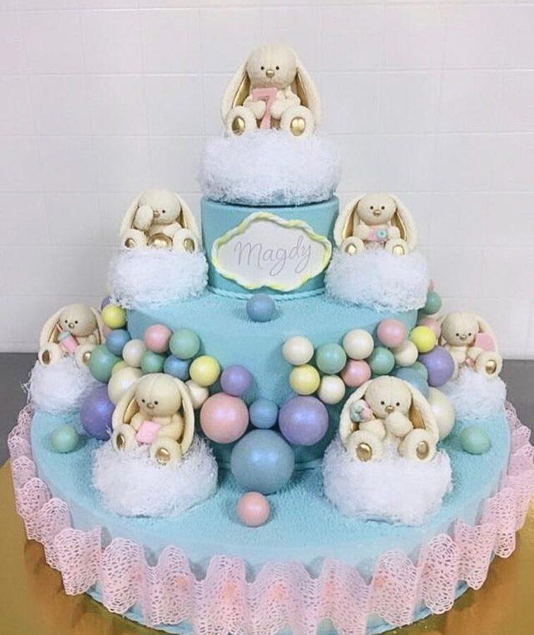 Тортик на крестины