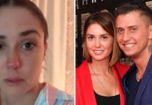 Муцениеце призналась, что ее бывший муж зависит от наркотиков