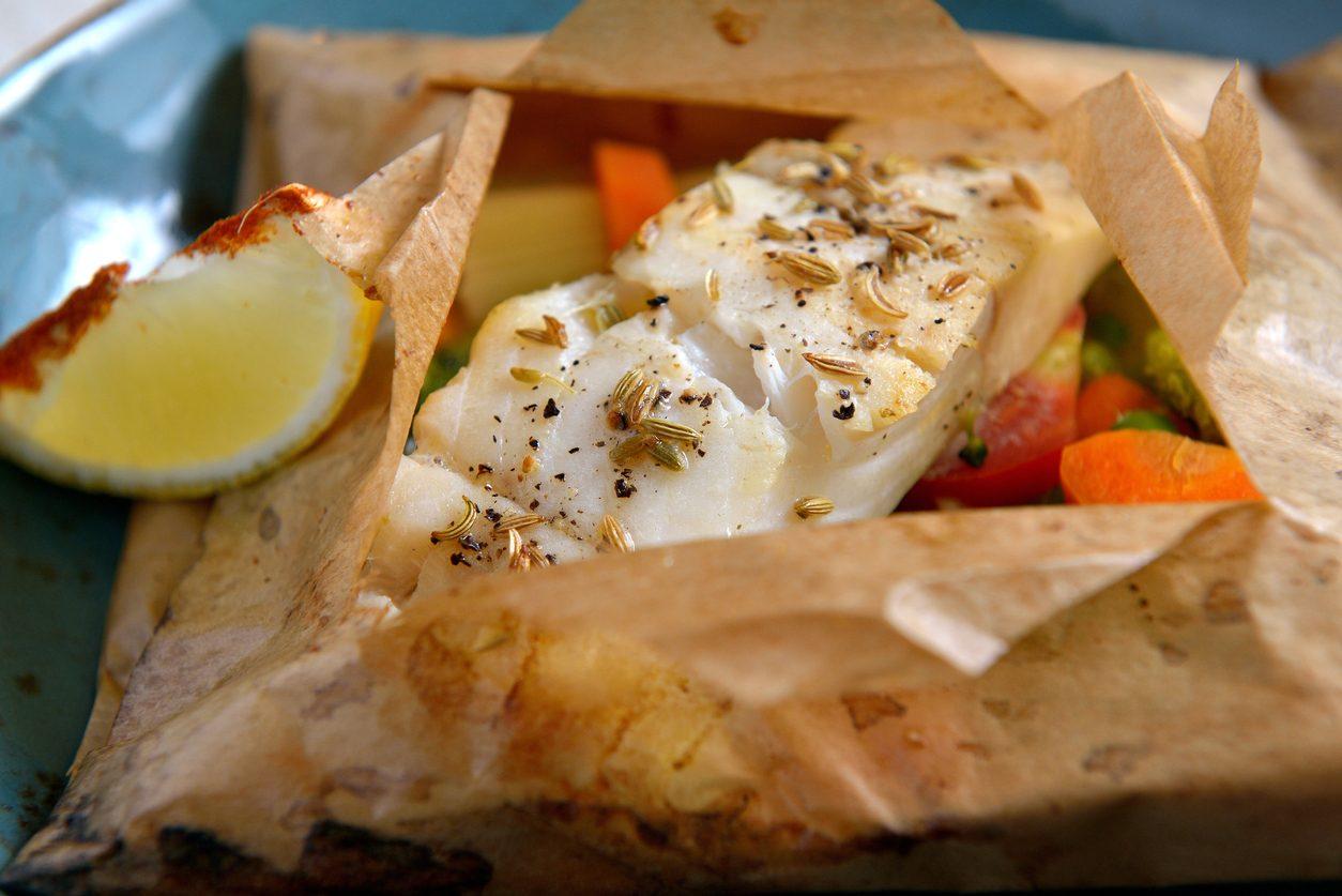 Рецепт запеченной рыбы от Светланы Фус