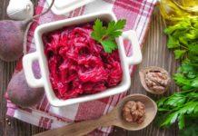 Салат з буряка – три оригінальних рецепта