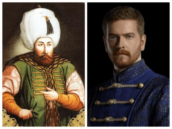 Селим ІІ и Энгин Озтюрк