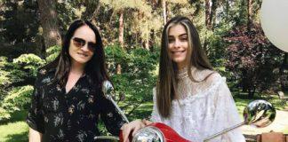Софія Ротару і її внучка Софія