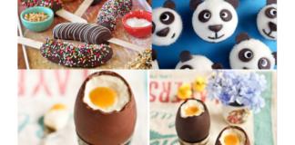 Детские десерты