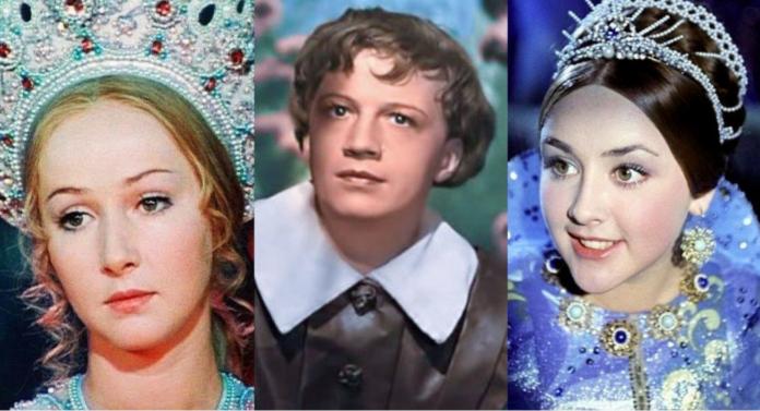 Актори радянських казок