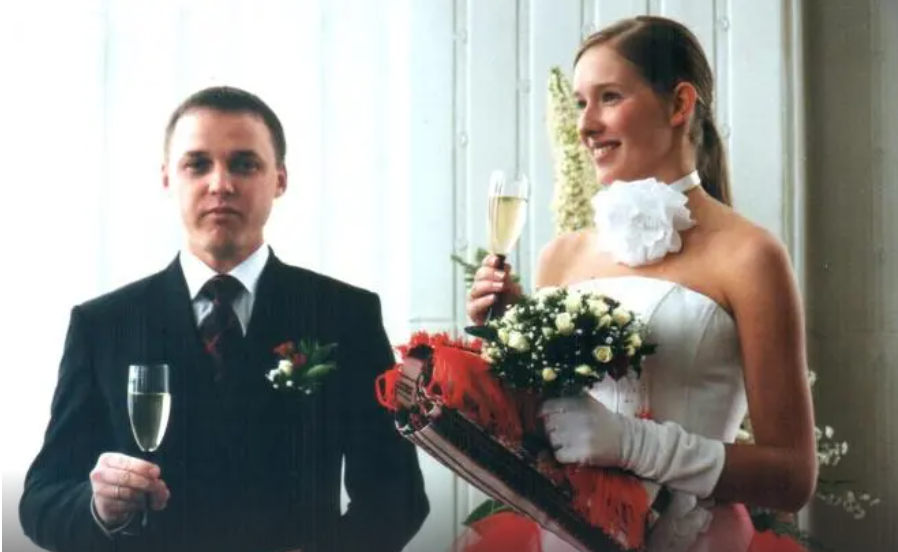 Перше весілля Каті Осадчої