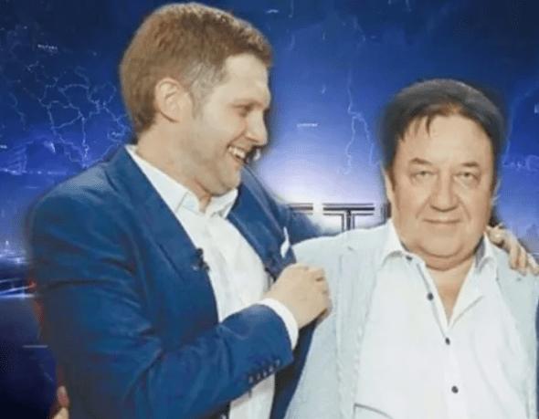 Ведучий Борис Корчевников і продюсер Олександр Митрошенков підозрюються в тісному зв'язку