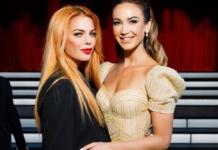 Анастасія Стоцька та Ольга Бузова