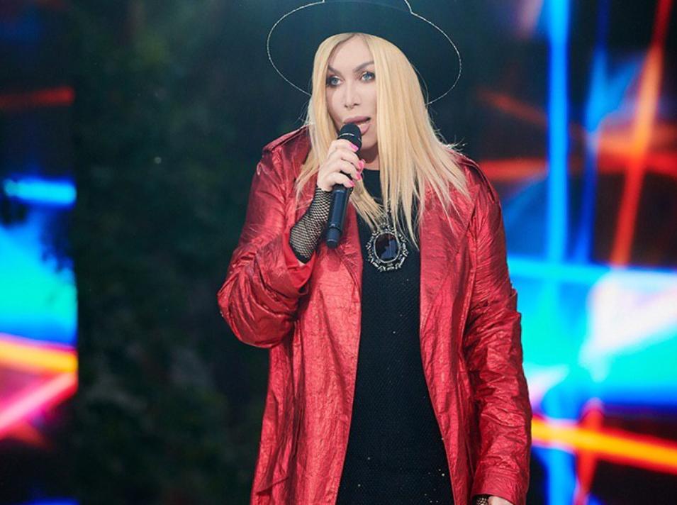 Ирина Билык на сцене