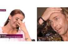 Анастасия Шульженко на шоу и Тарзан