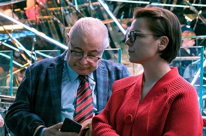 Тетяна Брухунова і Петросян