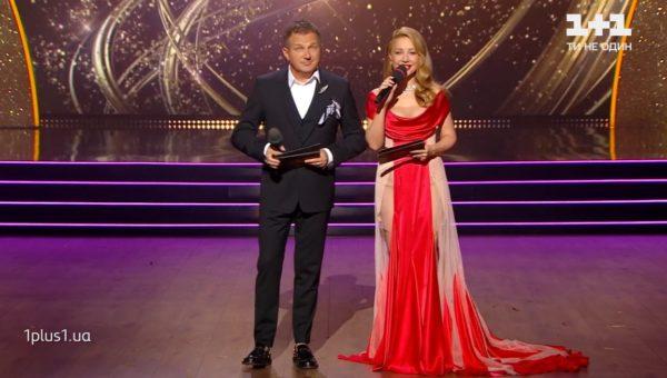 Пятый эфир «Танцев со звездами»