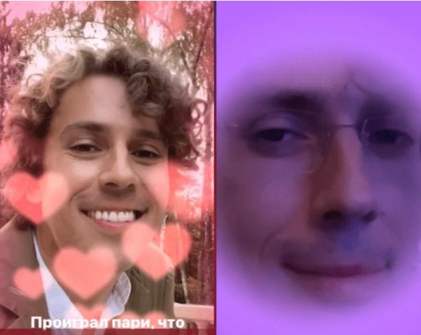 Галкин и фильтры Инстаграма