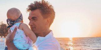 Влад Топалов, фото з сином