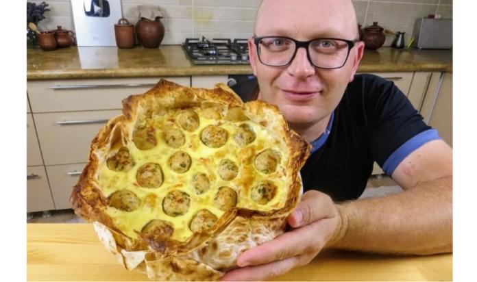 Капустяний пиріг