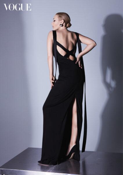 Тина Кароль в журнале Vogue