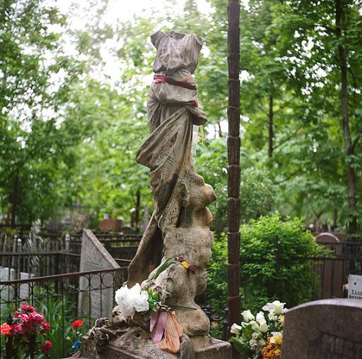 Памятник раньше