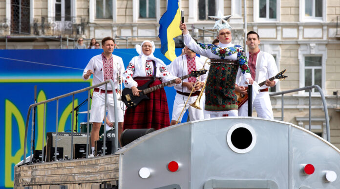 Андрій Данилко та Володимир Зеленський пили горілку разом після концерту