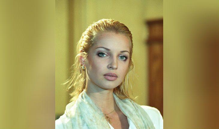 Юная Волочкова была очень и очень