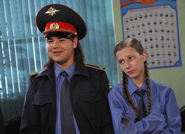 """Полежайкін з """"Татусевих дочок"""""""