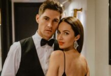 Остапчук та Горняк переносять весілля