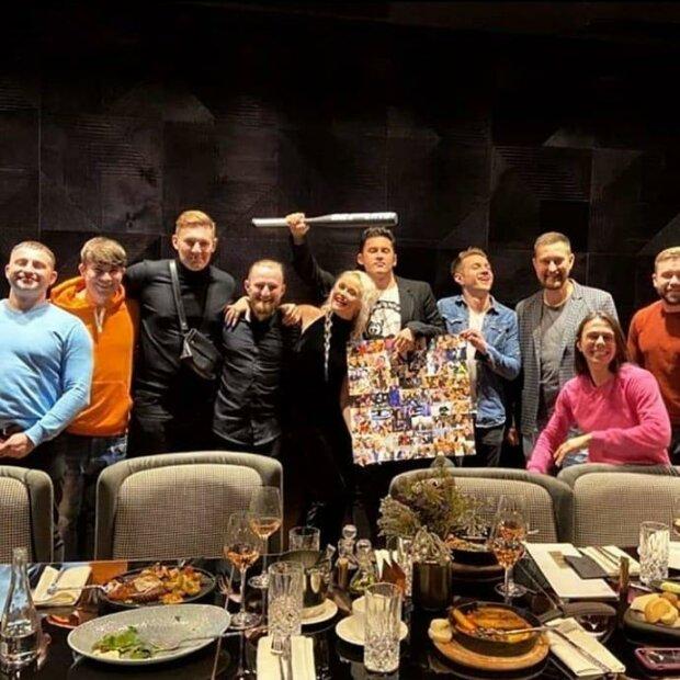 День рождения Дана Балана в Киеве