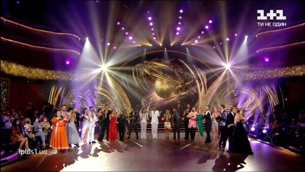 Конец второго эфира «Танцев со звездами»