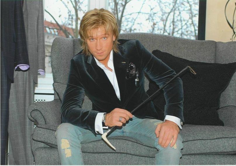 Олег Винник в Німеччині