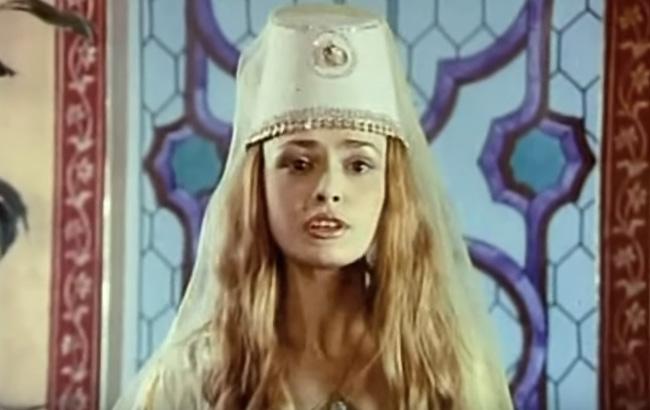 Ольга Сумська в ролі Роксолани