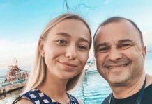 Віктор Павлик одружився в четвертий раз на молодій дівчині