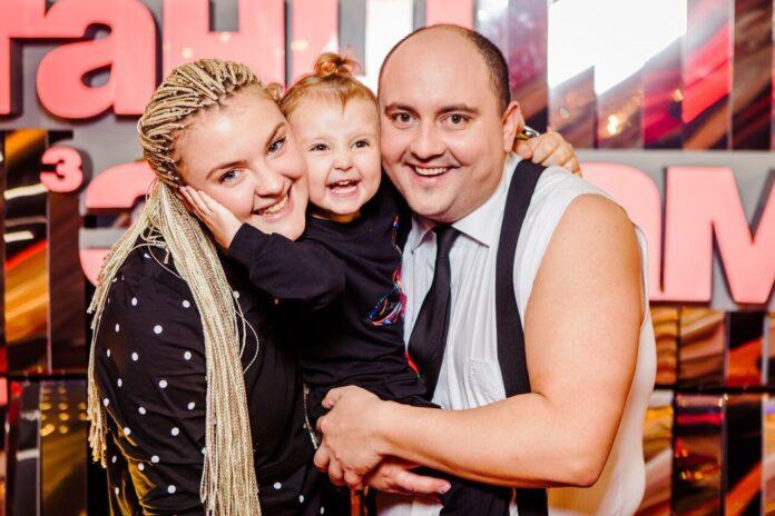 Юрій Ткач і дочка