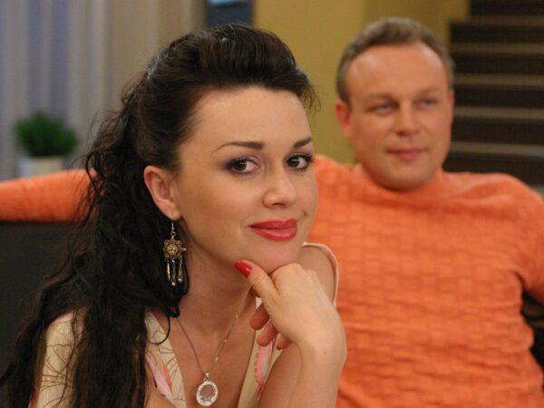 Вика Прутковская и Максим Шаталин