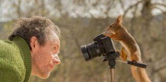 Фотограф Герт Вегген